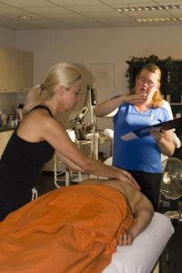 Massagecursus voor twee